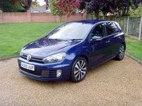 2010 VOLKSWAGEN GOLF 2.0 GTD TDI 5d 170 BHP £8799.00
