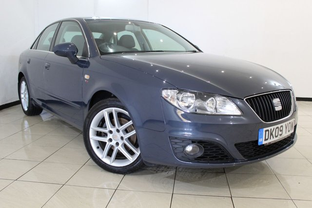 View our 2009 09 SEAT EXEO 2.0 SE CR TDI 4DR 141 BHP