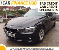 USED 2012 62 BMW 3 SERIES 2.0 320D EFFICIENTDYNAMICS 4d AUTO 161 BHP