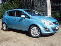 2011 VAUXHALL CORSA 1.7 SE CDTI 5d 128 BHP £4499.00