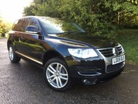 2009 VOLKSWAGEN TOUAREG 3.0 V6 ALTITUDE TDI 5d AUTO 240 BHP PLEASE CALL TO VIEW £SOLD