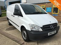 USED 2013 63 MERCEDES-BENZ VITO 2.1 110 CDI 1d 95 BHP LWB ***FINANCE AVAILABLE ***CALL NOW OR APPLY ONLINE ***