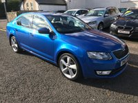USED 2013 63 SKODA OCTAVIA 1.6 ELEGANCE TDI CR 5d 104 BHP PRICE INCLUDES A 6 MONTH AA WARRANTY DEALER CARE EXTENDED GUARANTEE, 1 YEARS MOT AND A OIL & FILTERS SERVICE. 12 MONTHS FREE BREAKDOWN COVER.