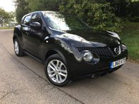 USED 2011 60 NISSAN JUKE 1.6 ACENTA PREMIUM 5d 117 BHP PLEASE CALL TO VIEW
