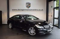 USED 2012 12 MERCEDES-BENZ E CLASS 3.0 E350 CDI BLUEEFFICIENCY SPORT ED125 2DR 265 BHP + FULL BLACK LEATHER INTERIOR + MERCEDES SERVICE HISTORY + SATELLITE NAVIGATION + BLUETOOTH + HEATED SPORT SEATS + AMG SPORT PACKAGE + CRUISE CONTROL + PARKING SENSORS + 18 INCH ALLOY WHEELS +