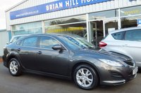 USED 2010 60 MAZDA 6 2.2 D TS 5d (163 bhp) .........TWO OWNERS. FULL MAZDA SERVICE HISTORY. CLIMATE CONTROL, 16inch ALLOY WHEELS. CRUISE CONTROL. 6-SPEED. LUXURY INTERIOR.