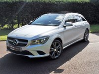 USED 2016 16 MERCEDES-BENZ CLA 2.1 CLA 220 D SPORT 5d AUTO 174 BHP 1 OWNER MEGA SPEC PANORAMIC ROOF+SAT NAV+ LOW MILES ENQUIRE TODAY BEST FINANCE AVAILABLE RATES AVAILABLE