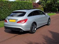 USED 2016 16 MERCEDES-BENZ CLA 2.1 CLA 220 D SPORT 5d AUTO 174 BHP PANORAMIC ROOF+SAT NAV+ LOW MILES FINANCE AVAILABLE
