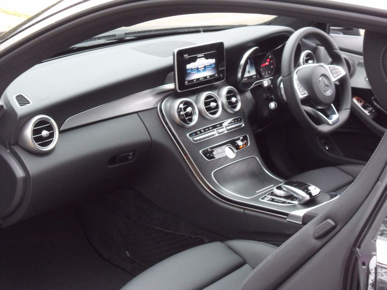 Mercedes Benz C Class Coupe Mercedes Benz C Class C200 Amg