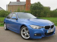 USED 2015 65 BMW 3 SERIES 2.0 320D M SPORT 4d AUTO 188 BHP £2000 WORTH OF EXTRA'S!
