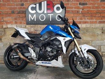 2013 SUZUKI GSR750 L3  £4990.00