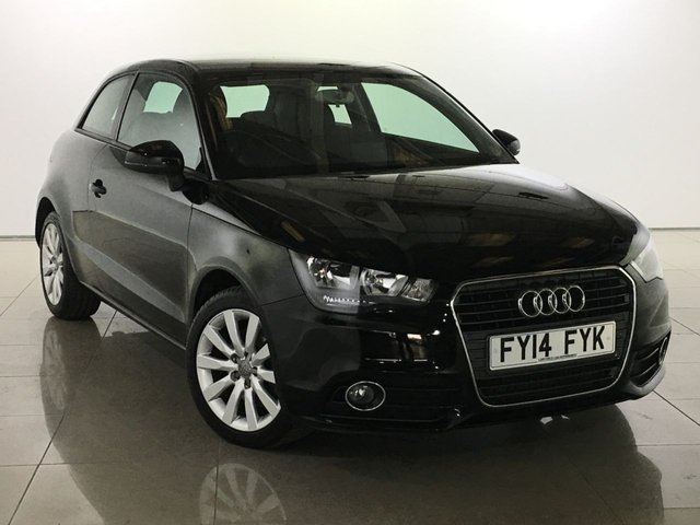 View our 2014 14 AUDI A1 1.6 TDI SPORT 3d 103 BHP