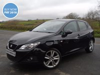 USED 2009 59 SEAT IBIZA 1.4 SPORT 5d 85 BHP **VEHICLE AT OUR UGBOROUGH  BRANCH**