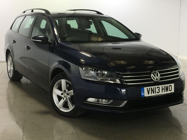 View our 2013 13 VOLKSWAGEN PASSAT 1.6 S TDI BLUEMOTION TECHNOLOGY 5d 104 BHP