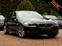 USED 2011 11 BMW 5 SERIES 3.0 525D SE TOURING 5d AUTO 202 BHP