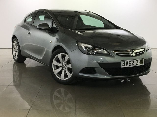 View our 2012 62 VAUXHALL ASTRA 2.0 GTC SPORT CDTI S/S 3d 162 BHP