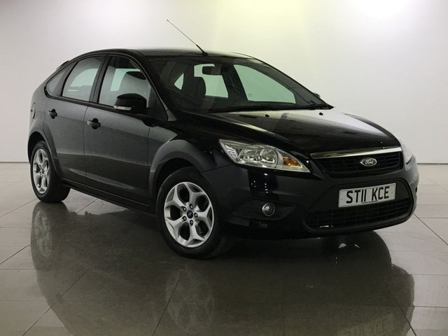 View our 2011 11 FORD FOCUS 1.6 SPORT 5d AUTO 99 BHP