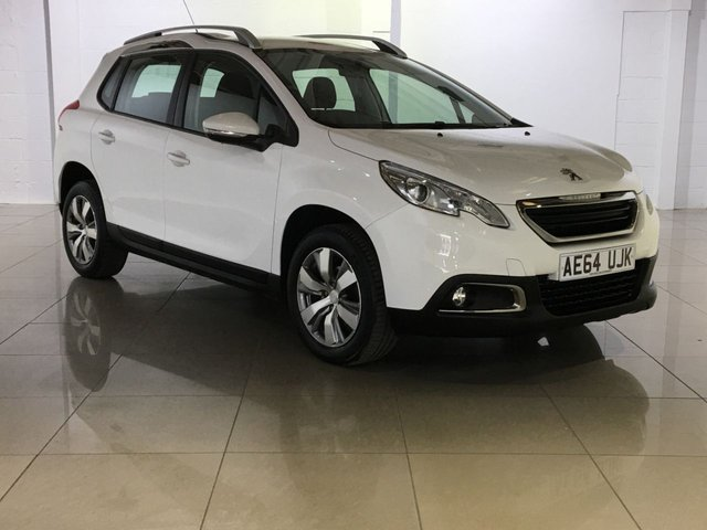 View our 2014 64 PEUGEOT 2008 1.6 E-HDI ACTIVE FAP 5d 92 BHP