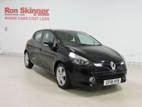 USED 2016 16 RENAULT CLIO 1.1 PLAY 16V 5d 73 BHP