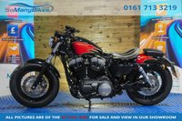 USED 2012 12 HARLEY-DAVIDSON SPORTSTER XL 1200 X FORTY EIGHT 12  MOTORCYCLE
