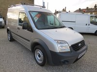2012 FORD TRANSIT CONNECT 90T 230 1.8TDCi LWB VAN £5995.00