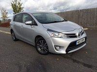 2013 TOYOTA VERSO 1.8 VALVEMATIC ICON 5d AUTO 145 BHP £10850.00