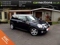 2008 MINI CLUBMAN 1.6 COOPER 5d 118 BHP £4495.00