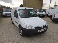 USED 2010 60 VAUXHALL COMBO 1.3CDTi 1700 VAN WITH SIDE LOAD DOOR ONE COUNCIL OWNER, ONLY 49000m