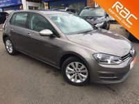 2014 VOLKSWAGEN GOLF 1.6 SE TDI BLUEMOTION TECHNOLOGY DSG 5d AUTO 103 BHP £SOLD