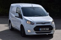 2015 FORD TRANSIT CONNECT 1.6 200 LIMITED P/V 5d 114 BHP SWB L/ROOF AIR CON DIESEL MANUAL VAN £9490.00