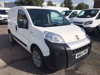 USED 2014 64 FIAT FIORINO 1.2 16V MULTIJET 1d 75 BHP LOW MILAGE