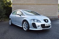 USED 2007 SEAT LEON 2.0 REFERENCE SPORT TDI 5d 140 BHP FACTORY BTTC KITTED