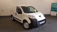 USED 2013 63 PEUGEOT BIPPER 1.2 HDI S 75 BHP +LOW MILEAGE+ONE OWNER+