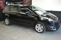 USED 2015 65 PEUGEOT 5008 1.6 BLUE HDI S/S ACTIVE 5d 120 BHP