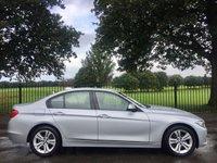 USED 2013 63 BMW 3 SERIES 2.0 318D SPORT 4d 141 BHP