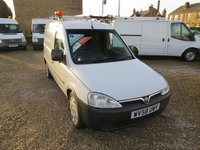 2008 VAUXHALL COMBO 1.3CDTi 2000 VAN WITH SIDE LOAD DOOR £2995.00