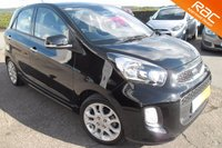 USED 2015 65 KIA PICANTO 1.2 3 5d 84 BHP GREAT VALUE & CONDITION