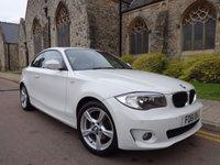 2011 BMW 1 SERIES 2.0 120D SPORT 2d 175 BHP £8695.00