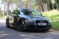 2011 AUDI TT 2.0 TFSI S LINE BLACK EDITION 2d 211 BHP £14950.00
