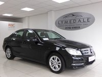 2013 MERCEDES-BENZ C CLASS 2.1 C220 CDI BLUEEFFICIENCY EXECUTIVE SE 4d 168 BHP £10990.00