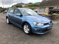 2014 VOLKSWAGEN GOLF 1.6 MATCH TDI BLUEMOTION TECHNOLOGY 5d 103 BHP £10995.00
