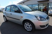 USED 2006 56 FORD FIESTA 1.2 STYLE 16V 5d 78 BHP LOW DEPOSIT OR NO DEPOSIT FINANCE AVAILABLE.