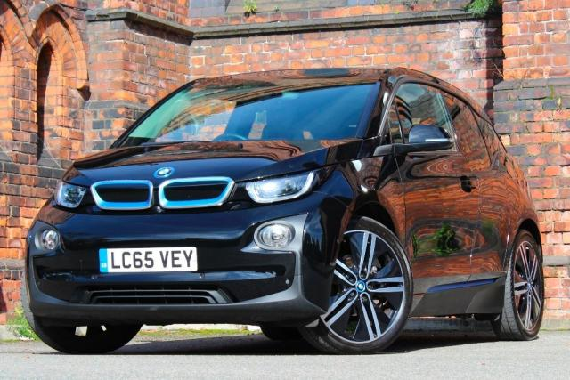 2015 65 BMW I3 E Auto 5dr (Extended Range)