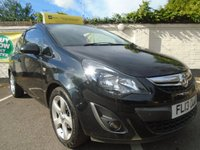 USED 2013 13 VAUXHALL CORSA 1.2 SXI AC 3d 83 BHP GUARANTEED TO BEAT ANY 'WE BUY ANY CAR' VALUATION ON YOUR PART EXCHANGE