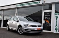 2014 VOLKSWAGEN GOLF 1.6 SE TDI BLUEMOTION TECHNOLOGY DSG 5d AUTO 103 BHP £8990.00