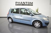 USED 2005 55 RENAULT SCENIC 1.4 EXPRESSION 16V 5d 97 BHP
