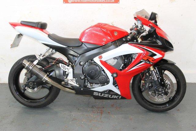 2007 07 SUZUKI GSXR 600 K7