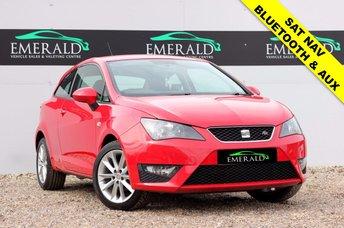 2013 SEAT IBIZA 1.2 TSI FR 3d 104 BHP £6295.00