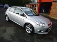 2012 FORD FOCUS 1.6 EDGE TDCI 115 5d 114 BHP £6250.00