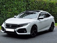 USED 2017 67 HONDA CIVIC  HATCHBACK SPORT DELIVER MILES